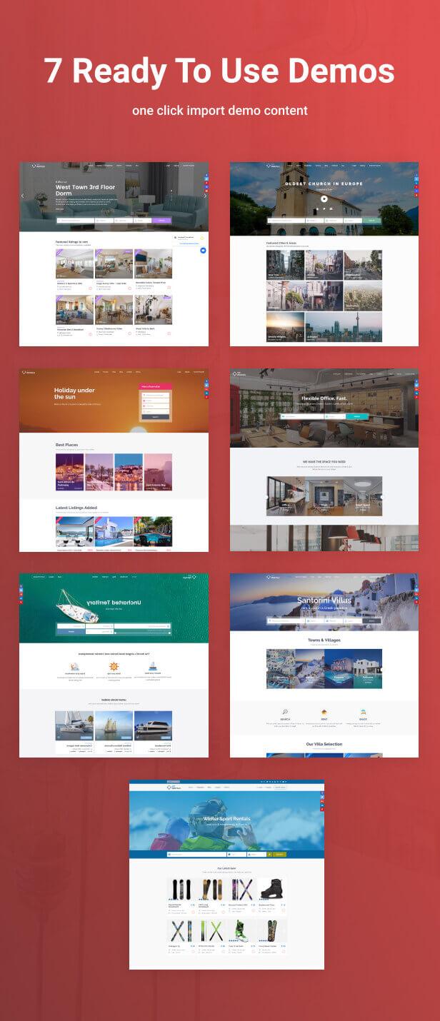 wprentals presentation