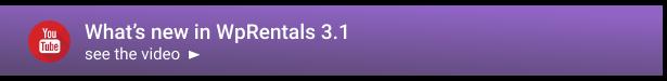 wprentals 3.1 new features