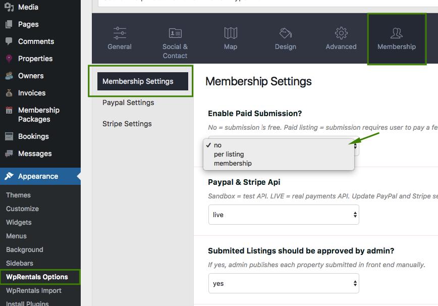Wire Transfer payment method - WP Rentals Help WP Rentals Help