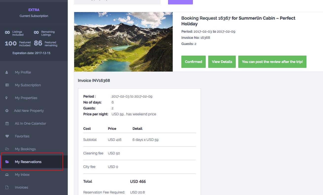 1.19 Instant Booking - WP Rentals Help