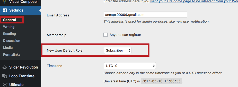 Register and Login Options - WP Rentals Help
