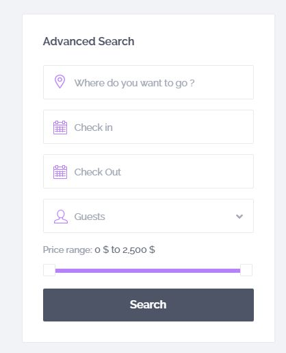 Apartment Search Help: Advanced Search Type 1 And 2